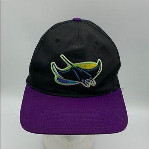 Twin Enterprise MLB Tampa Bay Rays hat